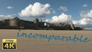 Saint-Malo France  city images : Saint Malo, Brittany - France 4K Travel Channel