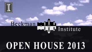 Thumbnail of Beckman Institute Open House 2013 (1-minute) video