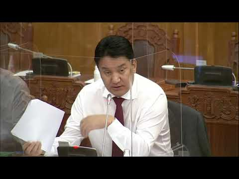 Ж.Ганбаатар: Бизнесийн байгууллагыг татвар төлөгчдийн бааз суурийг нэмэгдүүлнэ гэдэг байдлаар асуудалд битгий хандаж бай