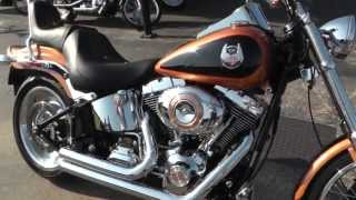 3. 2008 Harley-Davidson Softail Custom FXSTC - Used Motorcycle For Sale