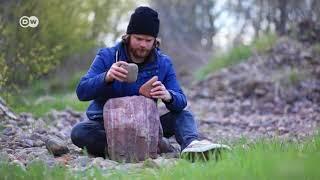 Arte de equilibrar pedras faz sucesso nas redes