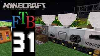 Minecraft Feed The Beast - S2E31 - Back To Work!
