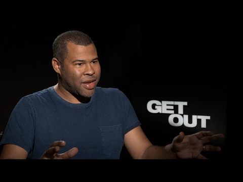 Jordan Peele Reveals the Horror Movies That Influenced 'Get Out' (видео)