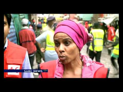 Death toll from Nairobi building collapse rises to 16