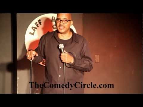 John Henton Performs at The Laff House - TheComedyCircle.com