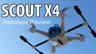 SCOUT X4 Unbox & Preview