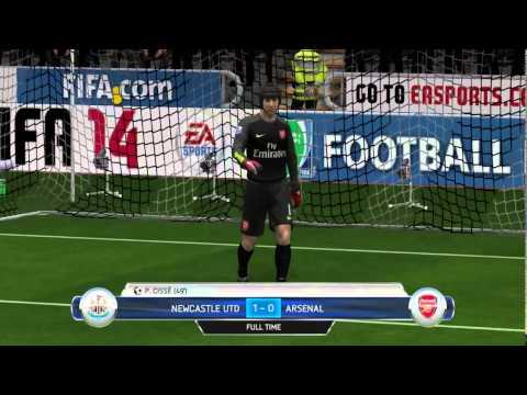Ньюкасл - Арсенал 0:1 ~ Обзор матча ~ Английская Премьер Лига 2015/16