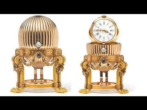 Expert tips on how to spot a genuine Fabergé egg