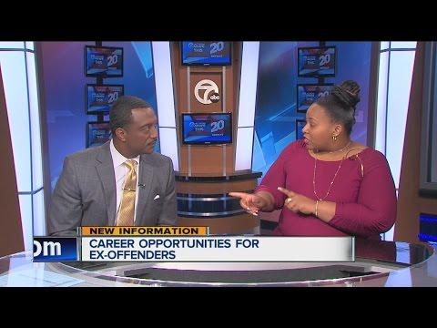 Career tips and opportunities for ex-offenders with The Job Doctor