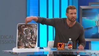 You only need three simple ingredients to conquer this daunting task…and you most likely already have them in your home. Subscribe to The Doctors: ...