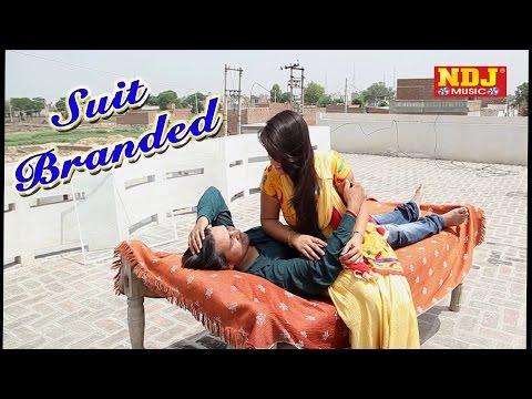 Suit Branded // Most Popular Haryanvi Song // Satbir Matana // Full HD Video // NDJ Music