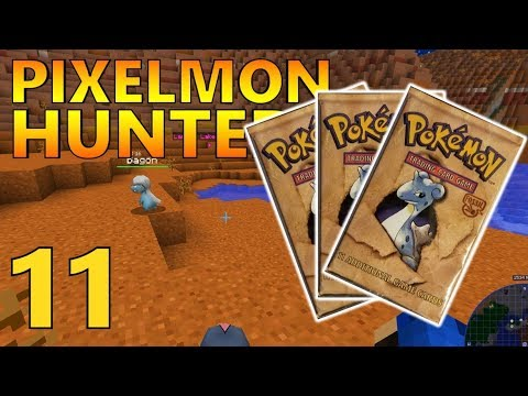 [11] Ghost Is Bad At Armor! My First Pixelmon TCG Pack! (Pixelmon Reforged Gameplay S2)