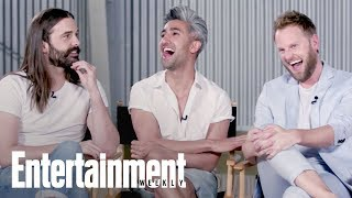 Video Can The Queer Eye Cast Guess Who Said Which Hilarious Instagram Comment? | Entertainment Weekly MP3, 3GP, MP4, WEBM, AVI, FLV Mei 2019