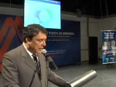 Governador Antonio Anastasia apresenta Plano de Governo para o período 2011-2014