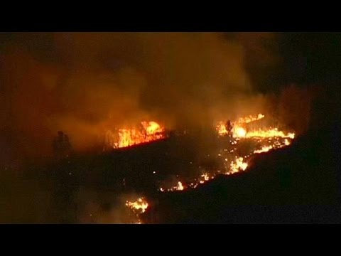 Ισπανία: Δεκάδες πυρκαγιές στα βορειοδυτικά