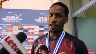 LJ Peak 2015 FIBA U19 World Championship Interview