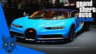 Bugatti Chiron First Look