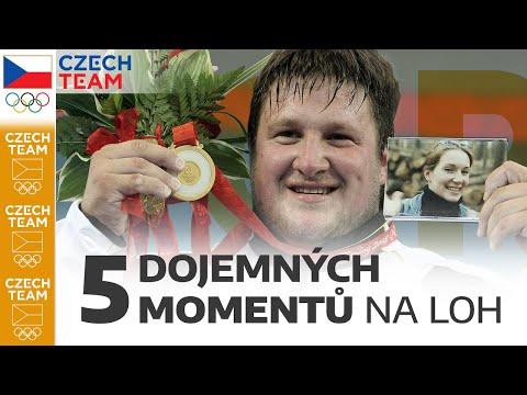TOP: 5 dojemných momentů na LOH