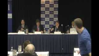 USJI WEEK February 2013 Event5: The U.S. Pivot To Asia And Japan, China, And Korea (Part 1)