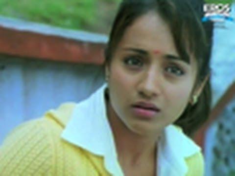 Who is Trisha in love with - Abhiyum Naanum