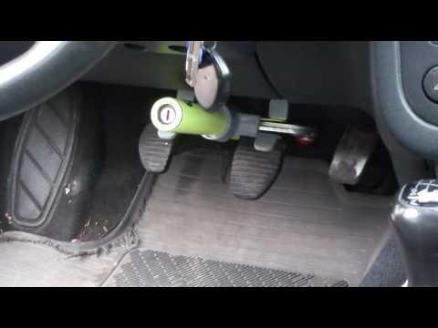 Bullock Excellence - Pedalsperre für Schaltgetriebe