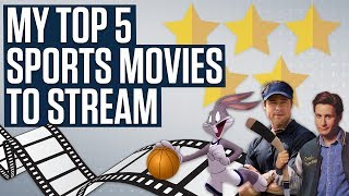 Top 5 Sports Movies to Stream While At Home | My Top 5 by Sportsnet Canada
