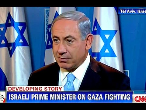 Netanyahu - Reiterating a point made in an interview on This Week with George Stephanopoulos, Israeli Prime Minister Benjamin Netanyahu told CNN's Wolf Blitzer Sunday morning that Hamas was intentionally...