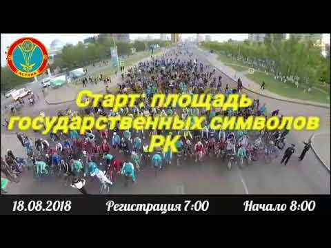 18 августа состоится массовый велопробег, посвященный Дню спорта