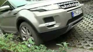 Range Rover Evoque -стильно, но дорого