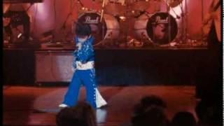 Bruno Mars, cuando imitaba a Elvis Presley con tan solo 4 años [VIDEOS]