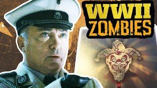 HUGE NEW WW2 ZOMBIES DETAILS: VILLAIN REVEALED & HUGE STORY SECRETS EXPLAINED!