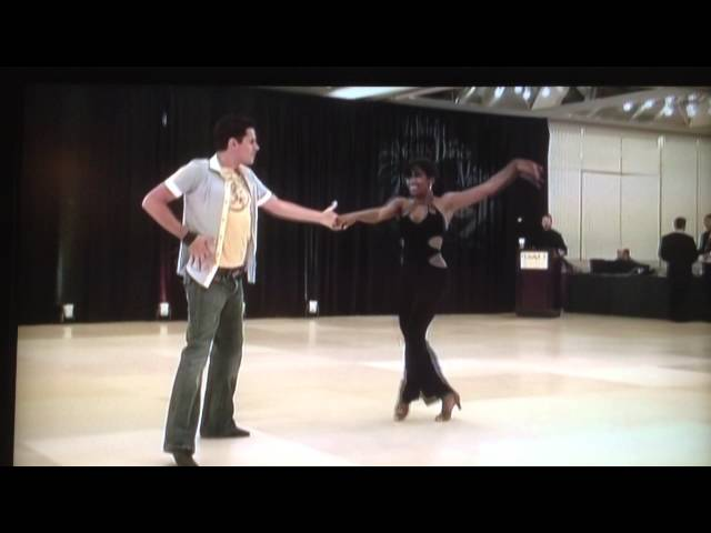 Erica Smith & Daniel McGee ~ 1st Place Champions Hustle J&J ~ Miami Dance Magic 2009