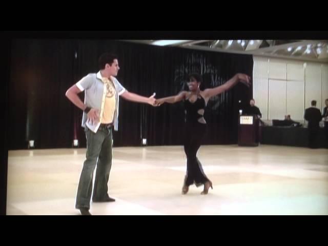 Erica Smith & Daniel McGee ~ 1st Place Champions Hustle J&J ~ Miami Dance Magic 2009