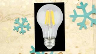 High Quality Full Spectrum LED Filament Bulbs