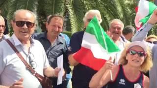 RH Bike Team e Meridana Triatlon di Taranto sostengono il Tour ANMIL