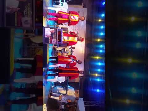 Woli Agba And Dele Live On Stage