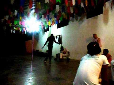 Jogo de Capoeira em Mortugaba-BA (CM Nei)