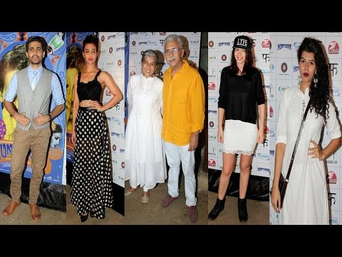 Naseerudin Shah, Kalki Koechlin and Others Success Party Of Film Hunterr