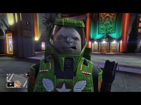 GTA Online: Republican Space Rangers VS Mariachi Band