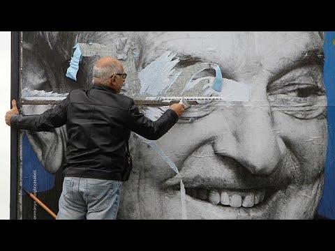 Βουδαπέστη: Αποχωρεί το Ίδρυμα Σόρος – Μεταφέρεται στο Βερολίνο