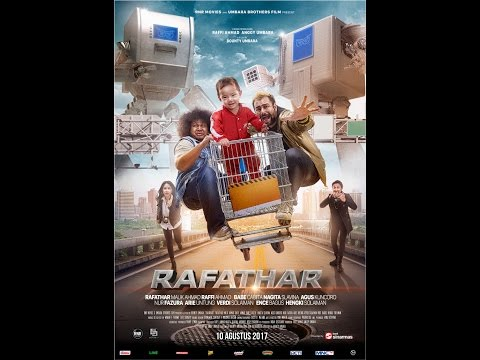 OFFICIAL TRAILER FILM RAFATHAR (RAFATHAR THE MOVIE)