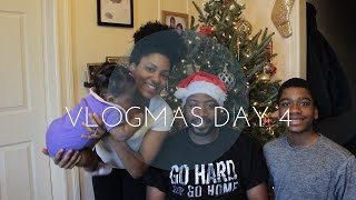 Decorating Our Christmas Tree (Video)