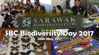 SBC organize its Biodiversity Day with some fun learning and new exciting activities on 20 May 2017. On-going hands-on session ...