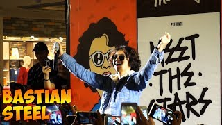 HEBOH Banget Acara MEET THE STARS With BASTIAN STEEL || PART 1