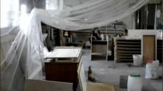 Технология производства Гибкого Камня