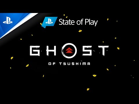 Ghost of Tsushima : State of Play - 18 minutes de gameplay