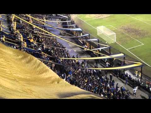 Boca Cali Lib16 / Son los putos de riBer - Sale Carlitos - La 12 - Boca Juniors