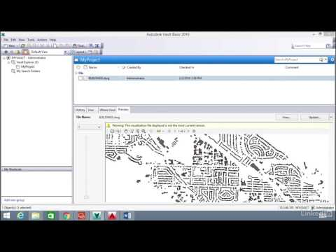 Learn Vault: The Basics | Overview of Autodesk Vault
