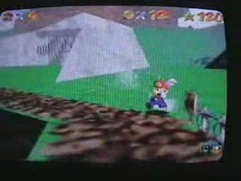 Super Mario 64 Bloopers New Set 2/5
