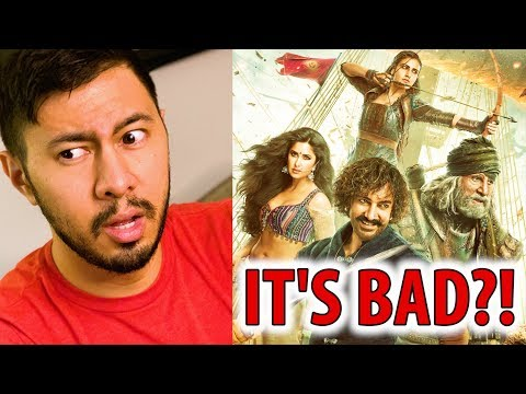 THUGS OF HINDOSTAN IS BAD?! | pre-review | NOT A REVIEW